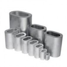 Втулка алюминиевая 4мм DIN3093 EN13411-3